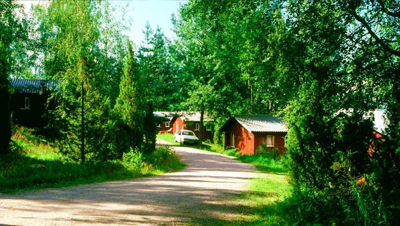 Stugor på Sommarvik
