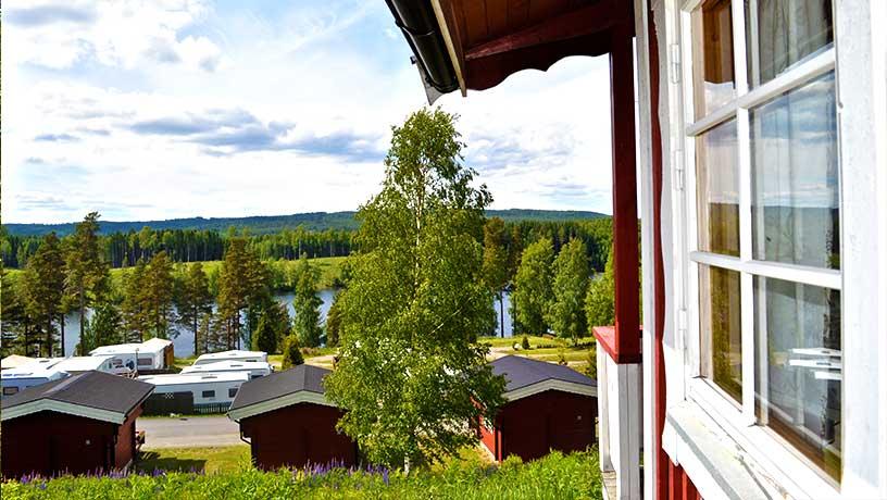 Stugor med utsikt i värmland