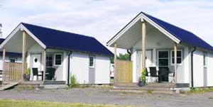 Moderna stugor i Värmland