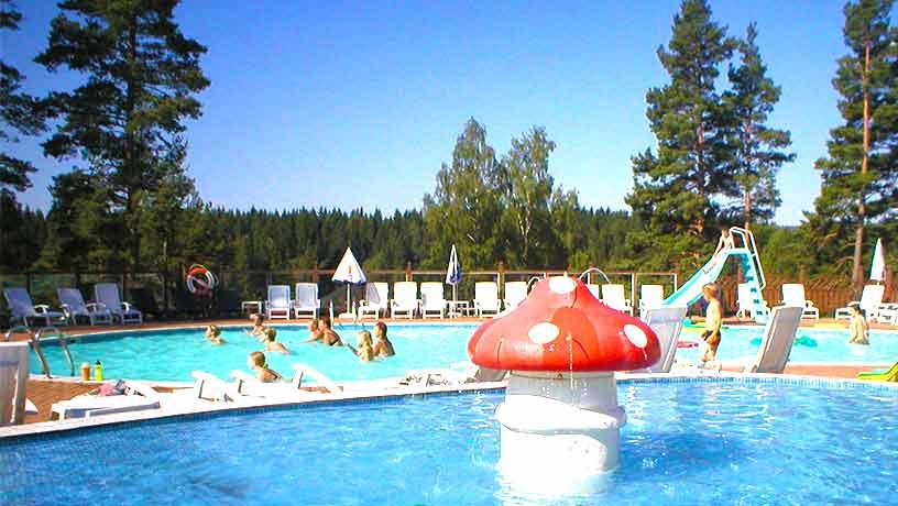 Pool i Årjäng