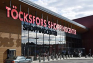 Töcksfors shoppingcenter